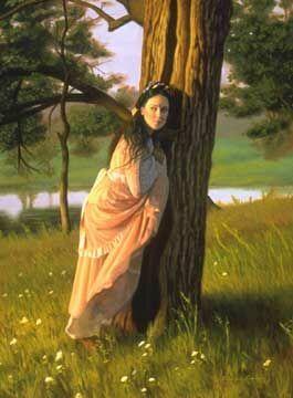 Image - druid treehugger