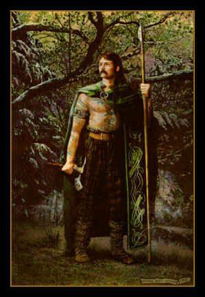 Image - warrior druid