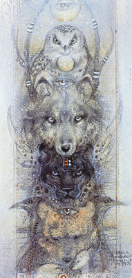 Image - totem animals