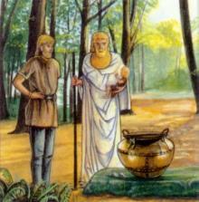Image - druid and apprentice