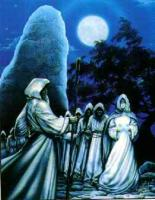 Image - moonlit druids