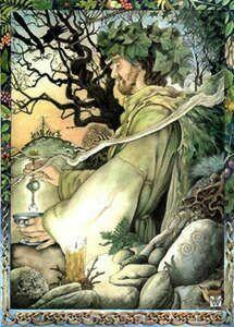 Image - male druid